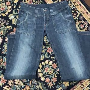 Diesel Button Fly Jeans Size 28